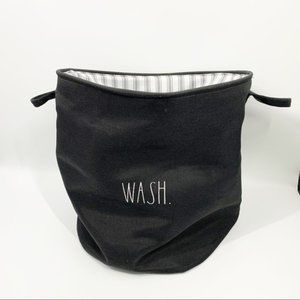 Rae Dunn Wash Laundry Basket Like New
